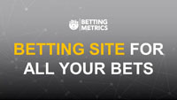 Best offer for Betting Site 1